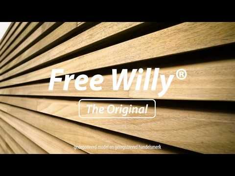 Bardage Free Willy® de Outdoor Wood Concepts