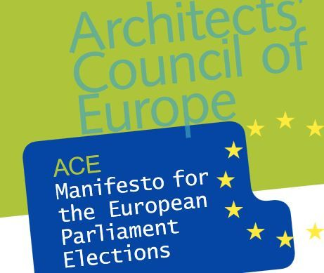 architects council of europe ace maakt nieuw manifest af