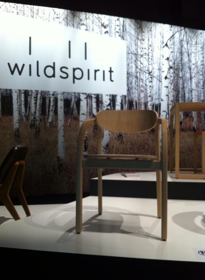Wildspirit presenteert rack en arch op interieur for Interieur architect vacature