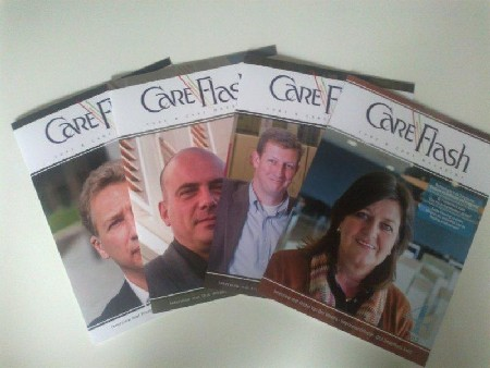Careflash cure care magazine voor de zorgbouw for Couckuyt interieur